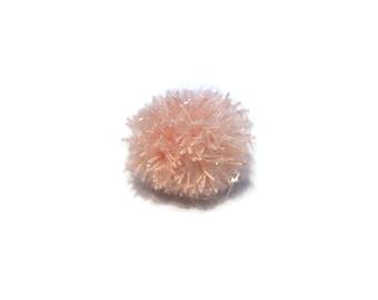 Grapefruit Sparkle Ball Catnip-Free Cat Toy