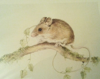 Limited edition Giclee Print - Mouse