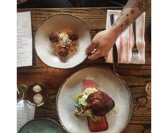 "Lockeland Table Community Dinner Plate - 11"""