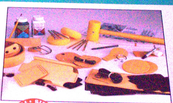 Tandy Leather Deluxe Leathercraft Set 55502-00
