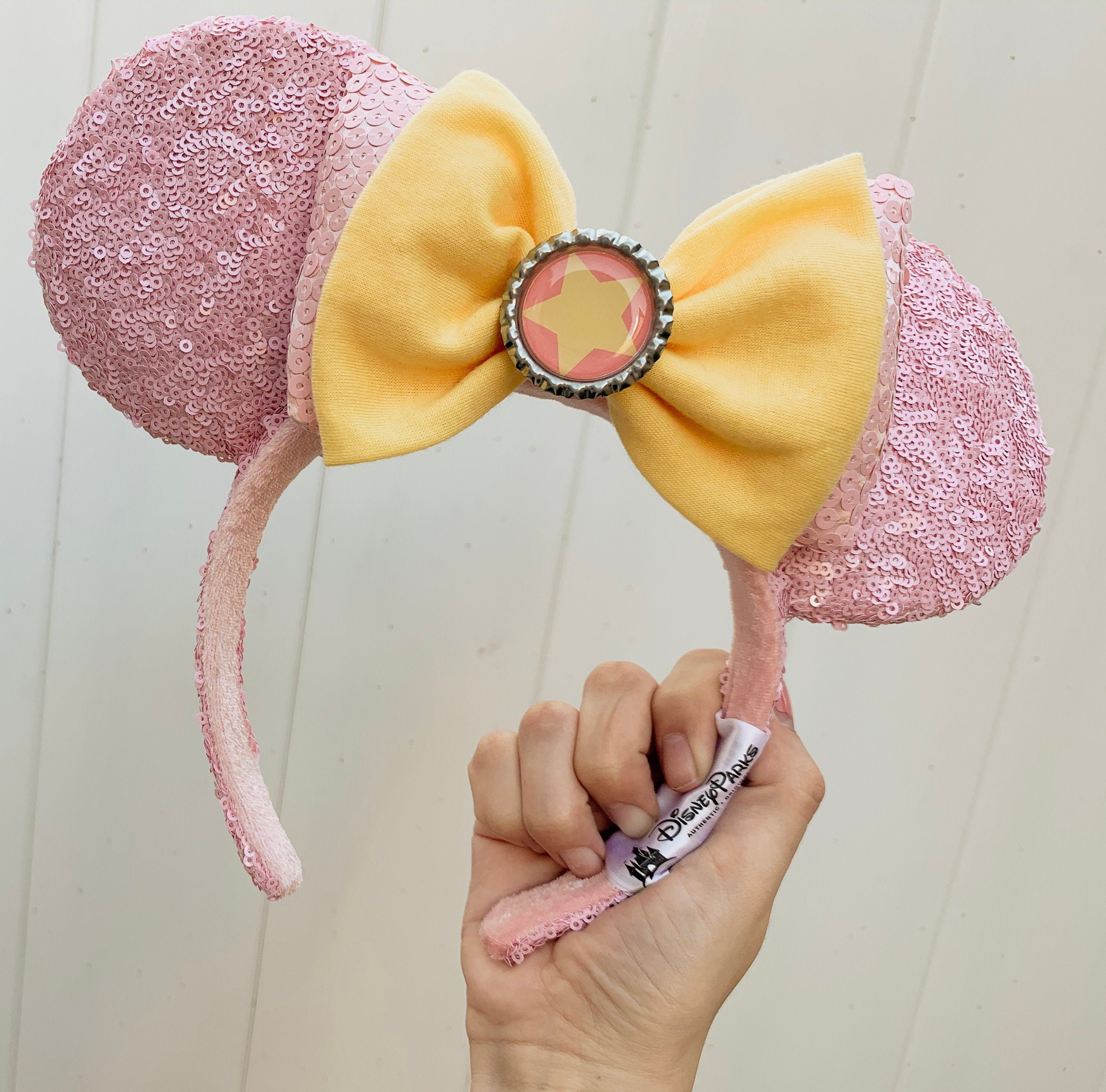 Incredibles Inspired Bow by Inspired Bows