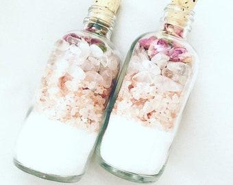 Enchanted Rose Bath Salts