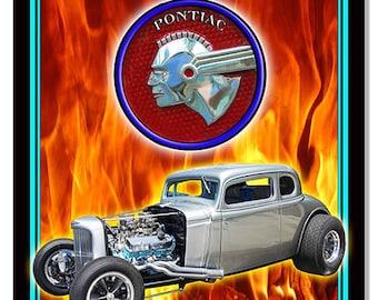 1934 pontiac | Etsy