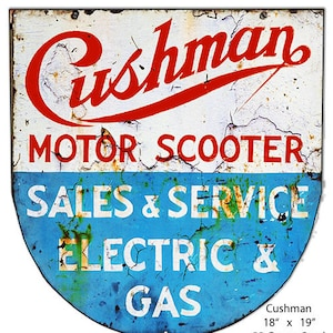Fireball Gasoline Laser Cut Out Reproduction Metal Sign 14.5x16