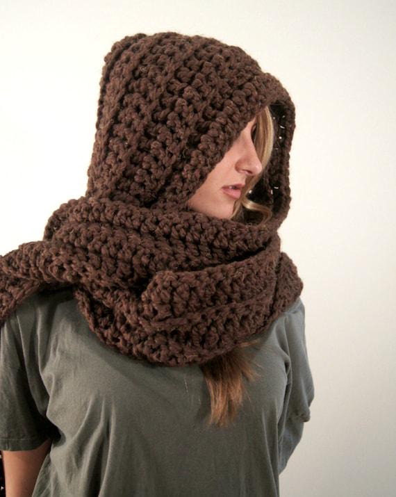 Crochet Hood Patterncrochet Hood Etsy