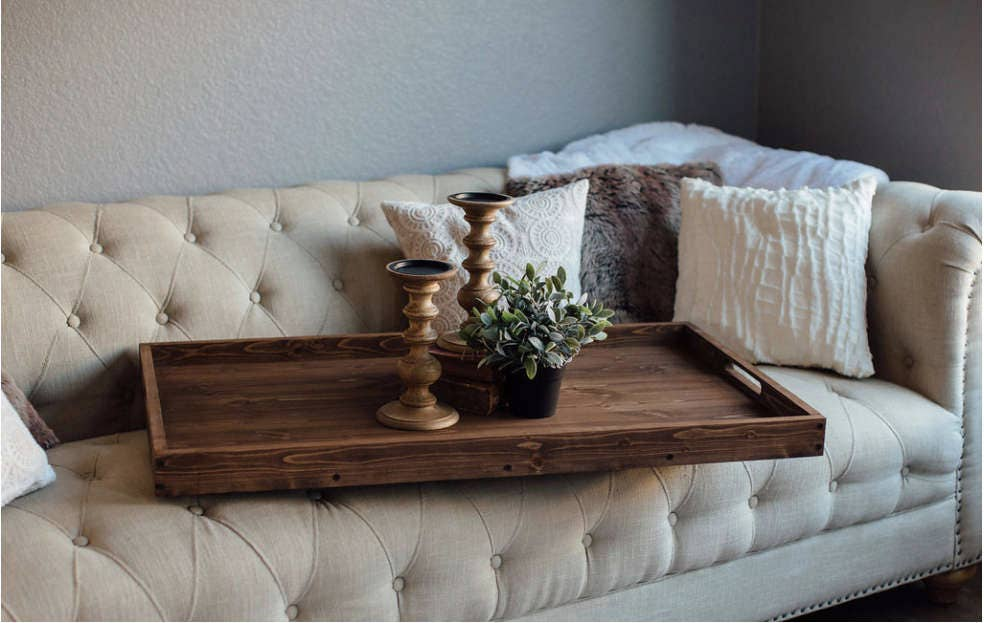 Diy Farmhouse Ottoman