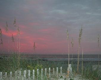 Sunrise at the Beach, Hilton Head, South Carolina