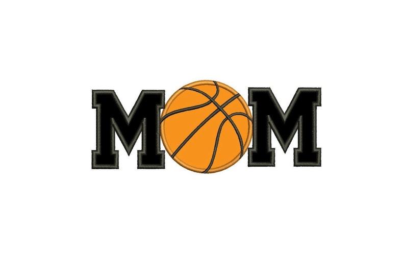 Basket mamma applique con sfera design macchina ricamo etsy