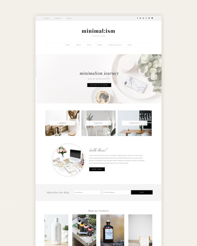 NEW  Premium Wordpress Theme for Business owner image 0