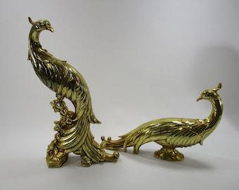 Syroco peacock | Etsy