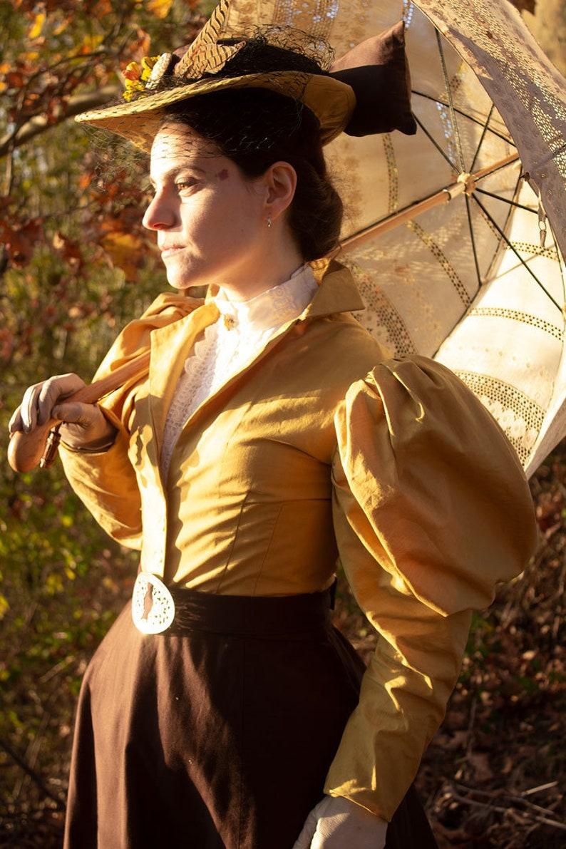 Ready to ship 1890s jacket size M