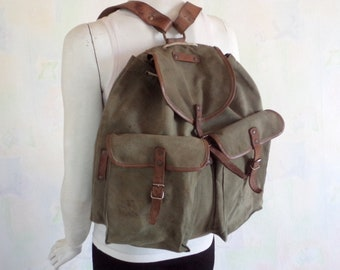Military rucksack | Etsy
