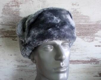 fab34c4ccf3 Russian Faux Fur Hat Ushanka