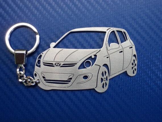 Key Chain For Hyundai I20 Car Keychain Keyring For Hyundai Etsy