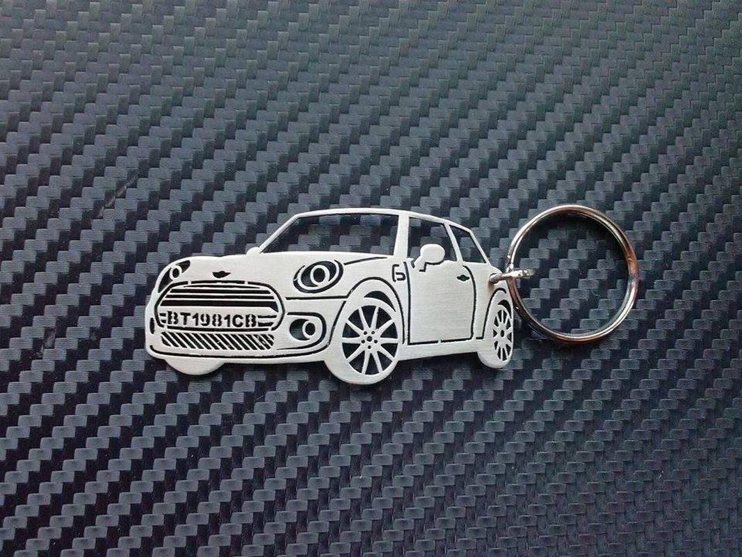 Mini Cooper Key Chain Car Keychain Keychain For Mini Cooper