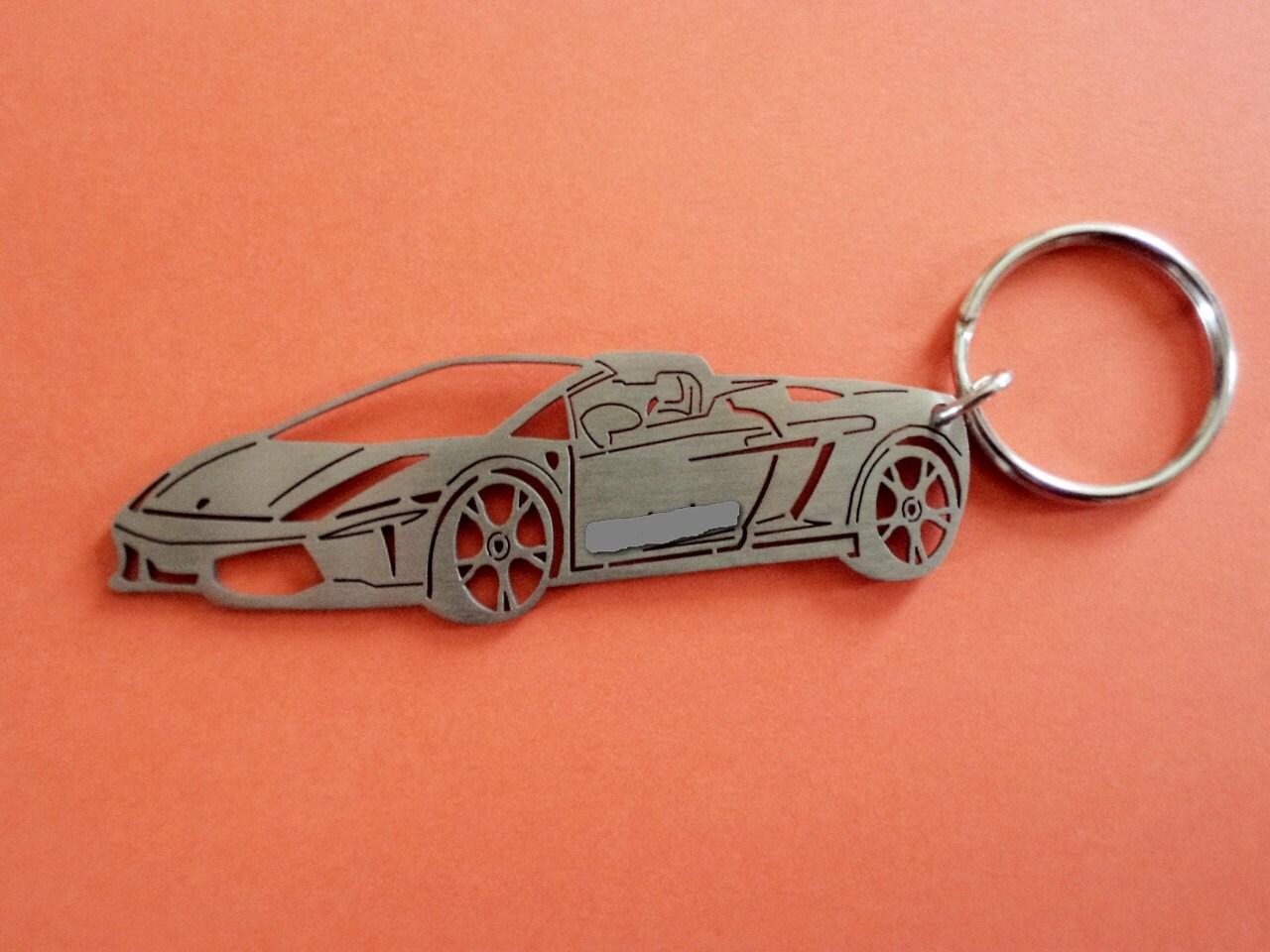 Key Chain For Lamborghini Car Keychain Keyring For Lamborghini