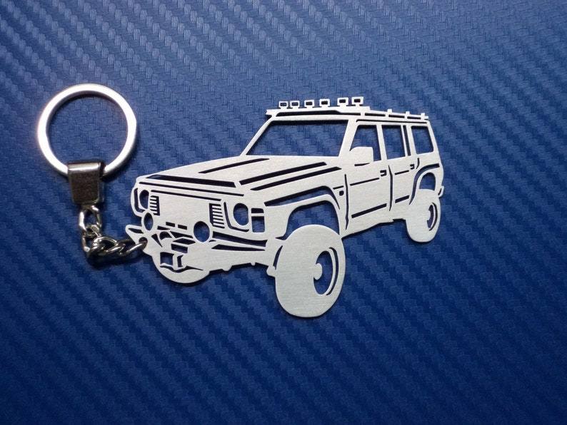 Key chain for Nissan Patrol, Car Keychain, Custom Keychain, Keyring for  Nissan Patrol, Original Personalized Gift, Birthday gift, Xmas