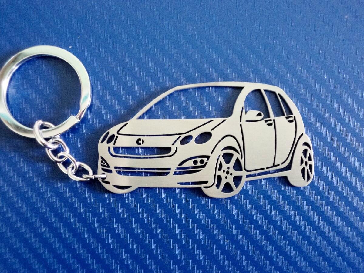 Intelligente Brabus personalisierte Schlüsselanhänger Auto | Etsy