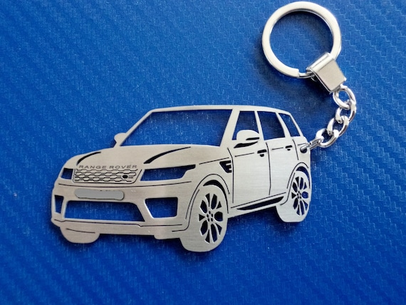 Key Chain For Range Rover Sport Car Keychain Personalized Etsy