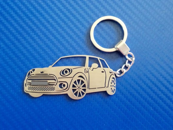 Mini Cooper Key Chain Car Keychain Keychain For Mini Cooper Etsy