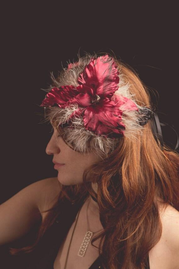 Blumen-Festival-Kopfschmuck Burning Man Headpiece Fee   Etsy