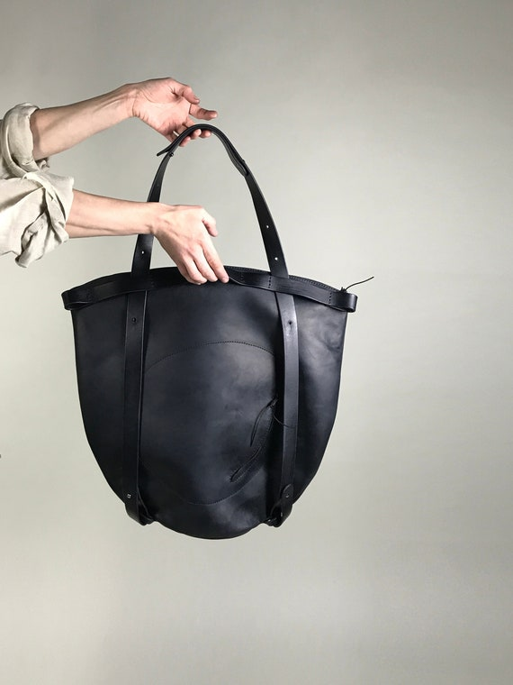 94d76d7c23 Travel Leather Bag Women leather bag Travel backpack Large