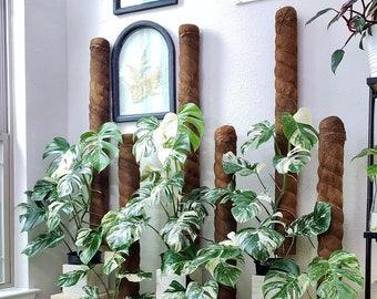 Extra Large Handmade Palm Fiber Pole - 39 Inch Long - 3 Layers of Fiber.