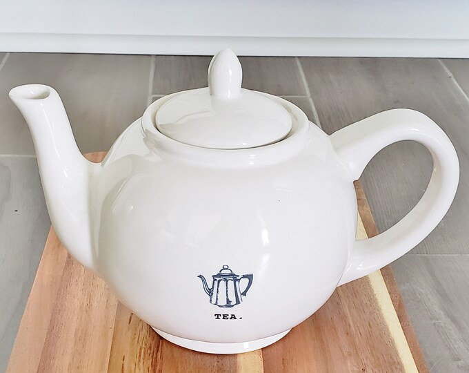 Rae Dunn Icon Teapot (New Version)