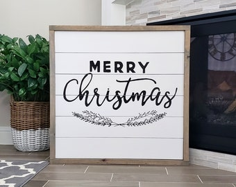 Merry Christmas Shiplap Frame Sign. Shiplap Sign.  Shiplap Wall Decor. Shiplap Wreath. Shiplap Wreath Frame. Shiplap Wall. Shiplap Sign.