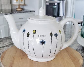 Rae Dunn Home Collection Teapot