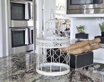 Vintage Inspired Antique-look Inspired Birdhouse