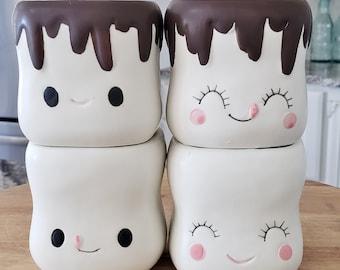 Marshmallow Mugs Set # 61