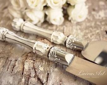 Wedding Cake Server Etsy