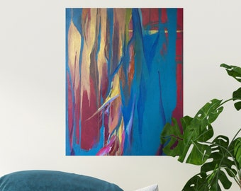 Weeping Beech - Original Acrylic Painting