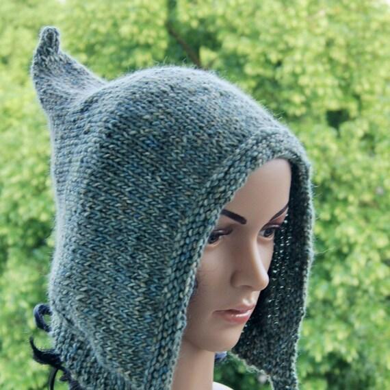 Elf Hut Gnome Hut Elf für Mädchen Frauen junge Wolle | Etsy