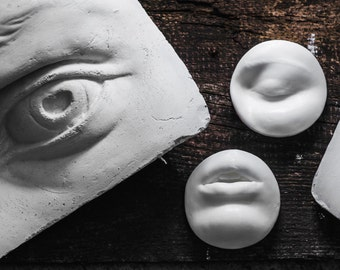 Lips & Eye soap - ART soap - Anathomical soap -Gothic soap - Aroma soap - Freak soap - Anatomical soap - Human body