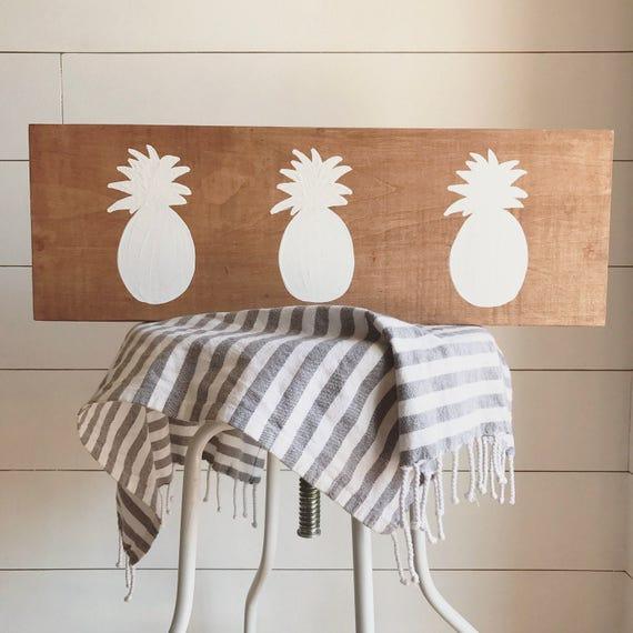 Pineapple sign - pineapple - summer sign