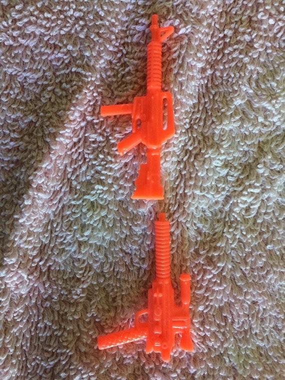GI Joe Weapon Scoop Gun 1989 Original Figure Accessory