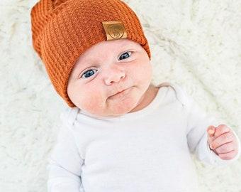 Baby Smiley Beanie Baby Boy Beanie Toddler Beanies Baby shower gift Kid Beanies Baby Gift Baby Beanie