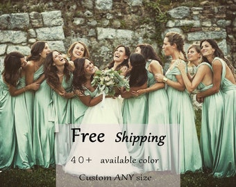 e6299be30a Bridesmaid Dresses | Etsy