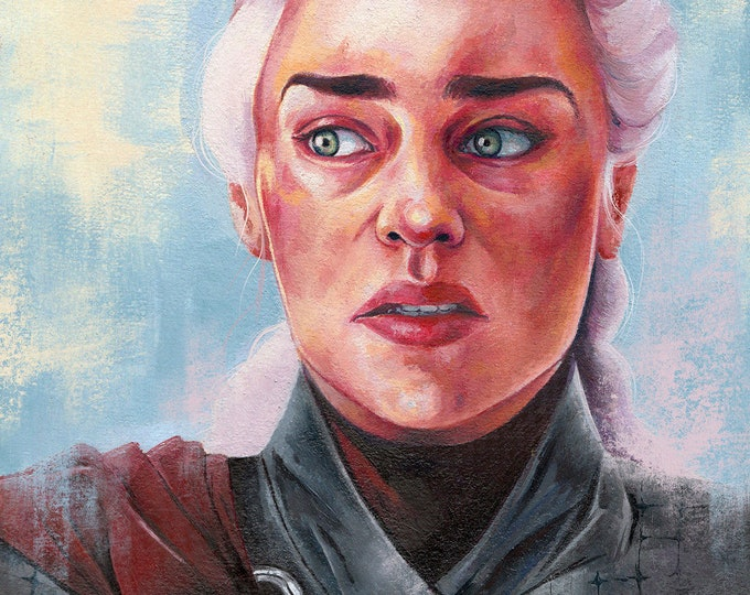Daenerys-Print Limited edition 20 copies