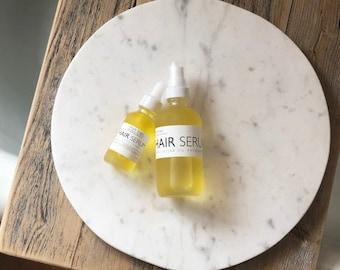 HAIR SERUM // Growth Promoting Rosemary Essential Oil // Jojoba Oil // Conditioning // Moisturizing // Vitamin E