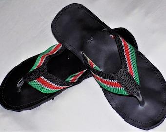 17f6dd256789d African men sandals | Etsy