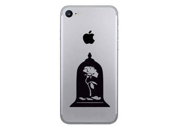 Beauty and the beast iphone 7 stickers samsung galaxy s7