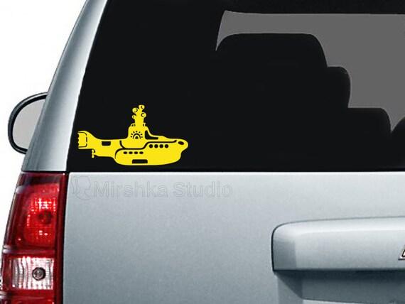 Submarine Decals Stickers Decalboy