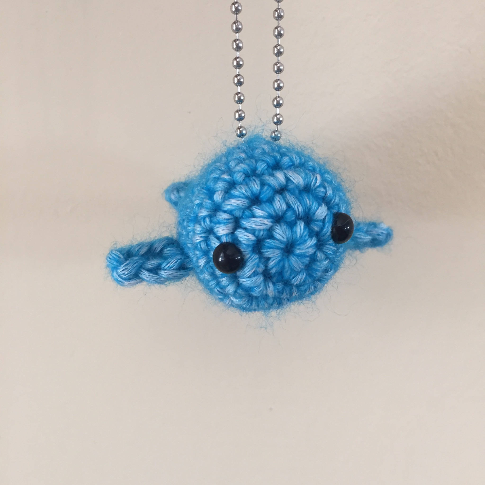 Willie the Whale Crochet Keyring/Keychain Pattern. Cute Crochet ...