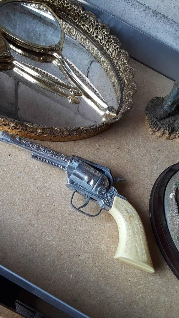 Metal Pony Boy Cap Gun
