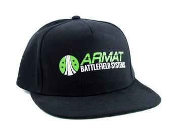 84ba66d4c15 More colours. Aliensl  Armat Battlefield Systems Movie Snapback Cap