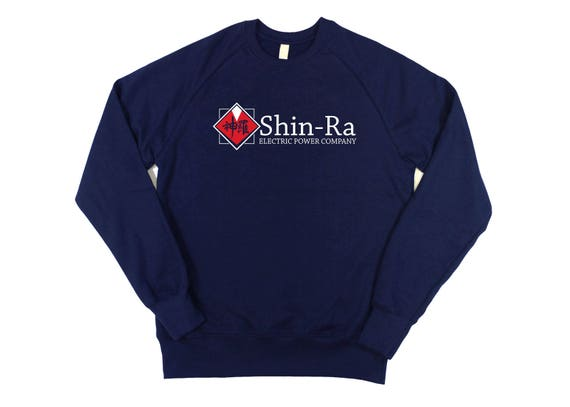 Final Fantasy: Shin-ra Mens Sweatshirt r4Elj