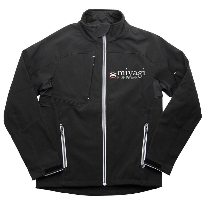 The Karate Kid: Miyagi Fightwear Wings Bionic Jacket image 0